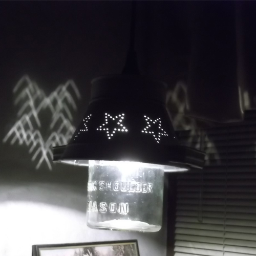 colander-mason-jar-light-2